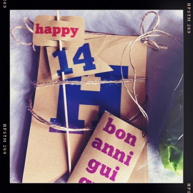 Happy 14