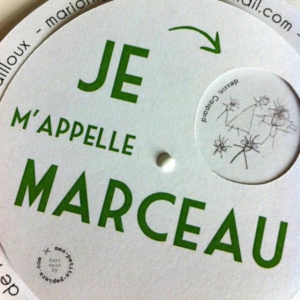 il est beau Marceau