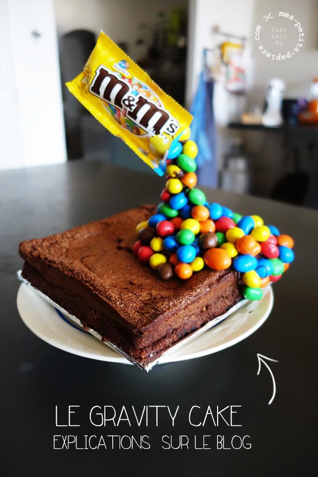 gravitycake