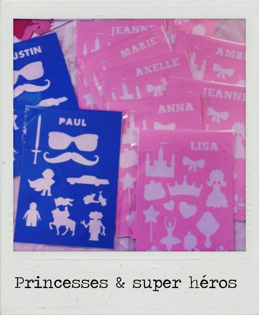 Goûter de princesses