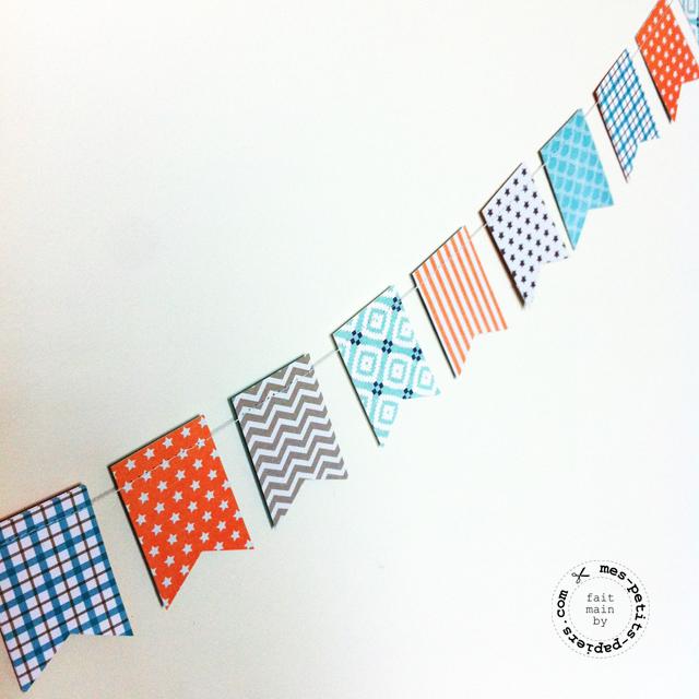 des drapeaux pour Marceau