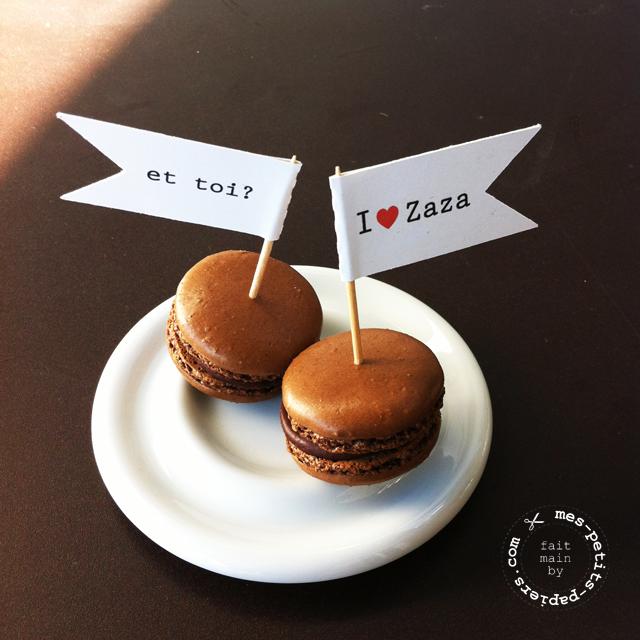 I Love zaza - A planter partout!