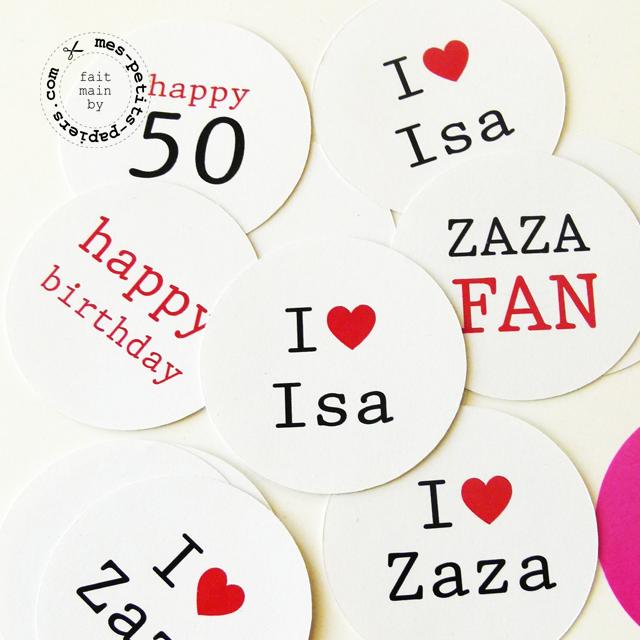 I Love zaza - pour les fans