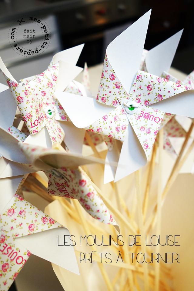 les petits moulins de Louise