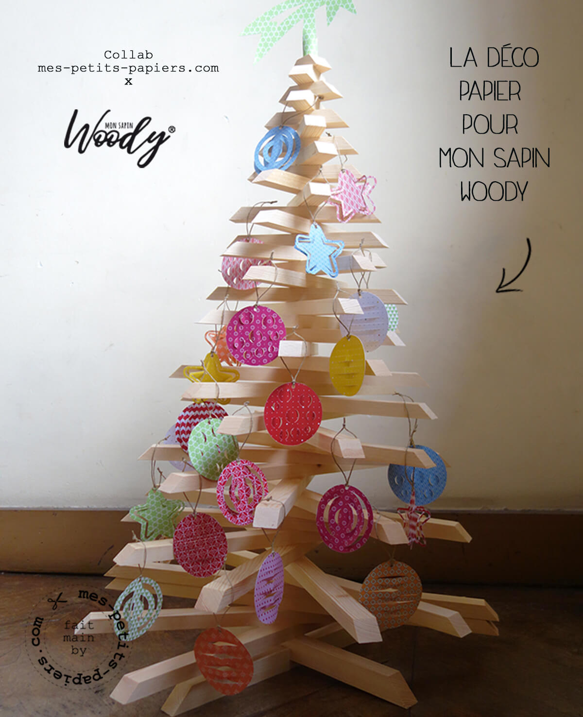 collab mes petits papiers pour mon sapin woody 4