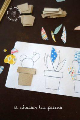 DIY cactus mes petits papiers 14